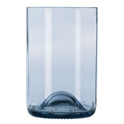 Libbey 97285 12 Ounce DOF Glass with Wine Bottle Base