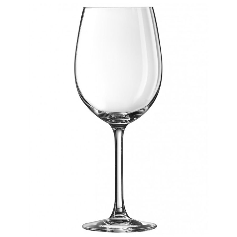 Arcoroc P0776 Excalibur Breeze 11.75 Ounce Wine Glass - 24 / CS