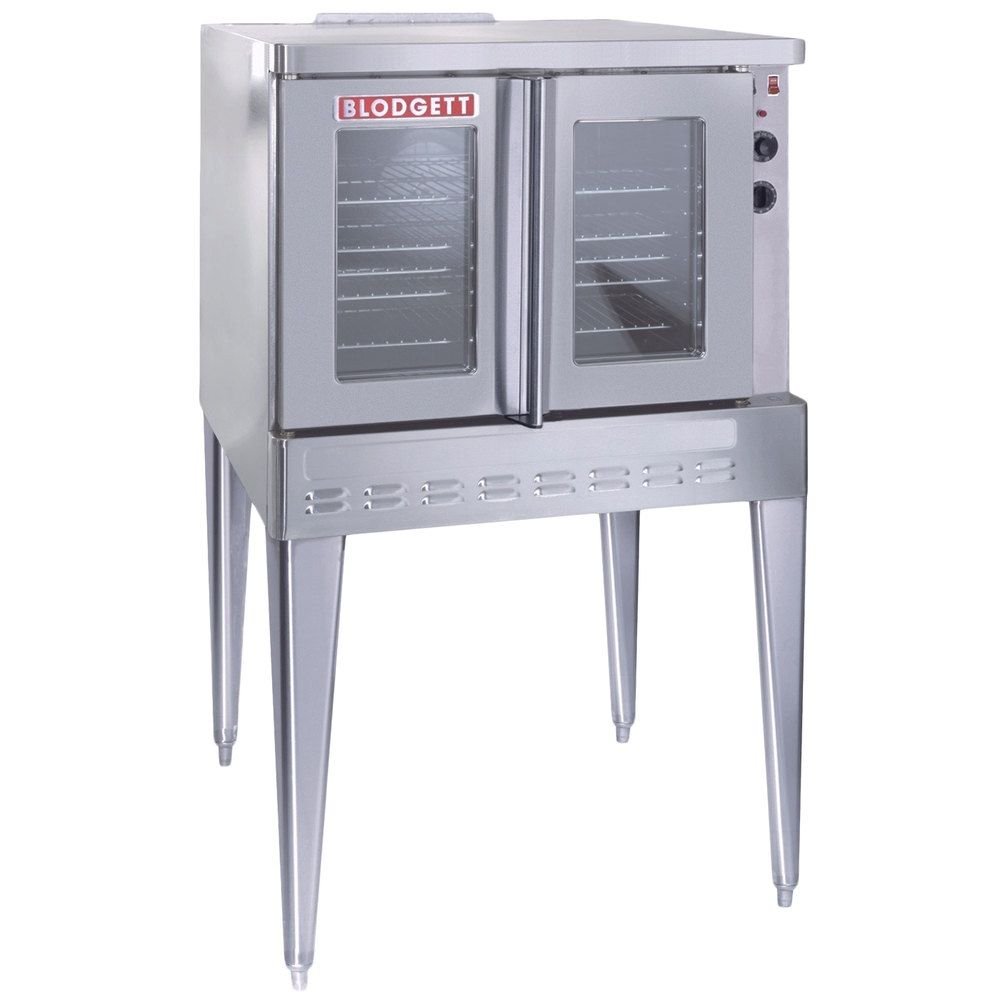 Blodgett SHO-100-E SGL Full Size Single Electric Convection Oven