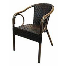 Plantation Prestige 8251100-0490 Aruba Espresso Stacking Dining Chair