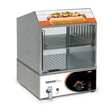 Nemco® 8300 Hot Dog Steamer