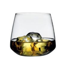 Nude 64001-016 Mirage 13.5 Ounce Whiskey Glass - 16 / CS