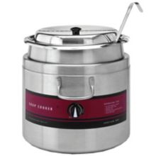 Wells Manufacturing SC6411WA Deluxe Countertop Soup Warmer / Cooker
