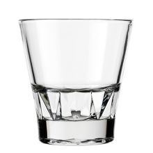 Libbey 15969 Gallery 8.75 Ounce Diamond Rocks Glass - 12 / CS