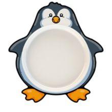 """Europaeus KT7066PN 11.75"""" x 11"""" Penguin Plate - 10 / CS"""