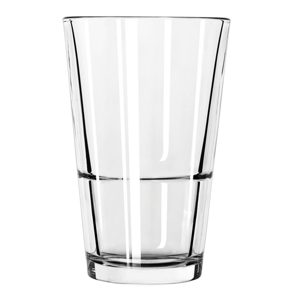Libbey 15781 Restaurant Basics 10 Ounce Hi-Ball Glass - 24 / CS