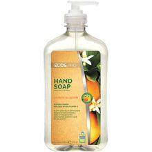 ECOS® PL9484/6 Pro Orange Blossom 17 Oz. Hand Soap Pump - 6 / CS