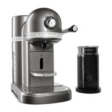 Kitchenaid KES0504MS Nespresso Bundle Espresso Maker