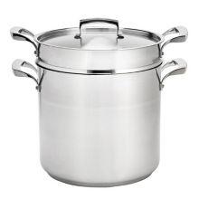 Browne Foodservice 5724072 S/S 12 Quart Double Boiler