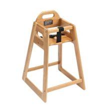 Tomlinson 1025860 Natural High Chair