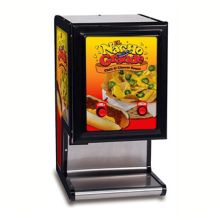 Gold Medal® 5301 120V Cheese / Chili Dual Dispenser