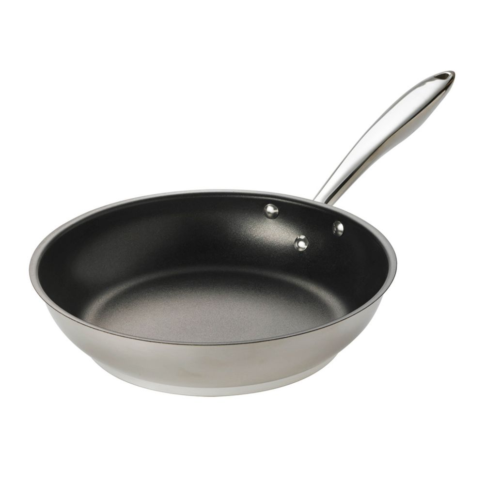 Browne Foodservice 5724061 Thermalloy 11 In Excalibur Nonstick Fry Pan