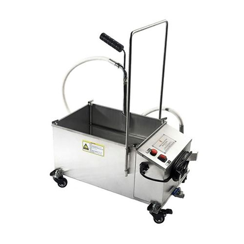 "Adcraft BDOF-75 18 x 13"" Chamber Mobile Fryer Filter"