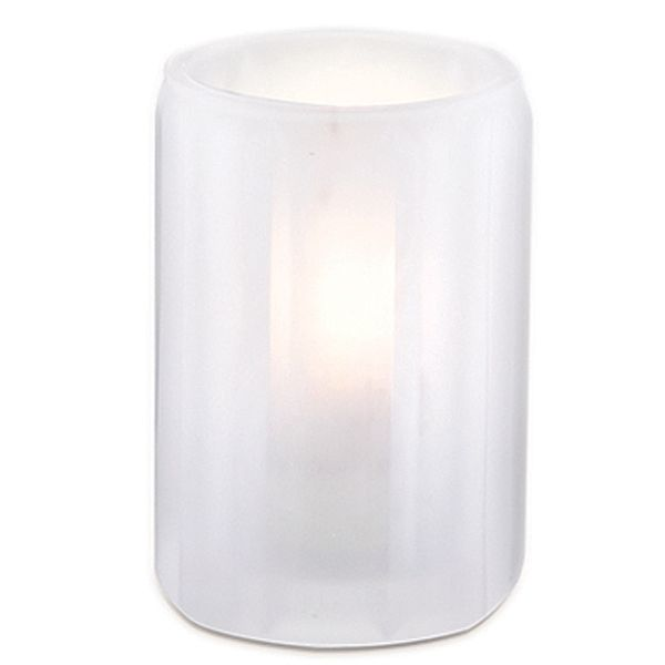 Sterno Products® 80182 Paragon Mini Frosted Glass Lamp