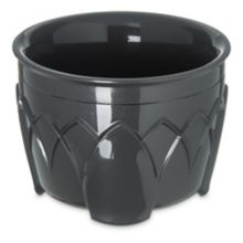 Dinex DX520044 Fenwick Graphite Gray Insulated 5 Ounce Bowl - 48 / CS