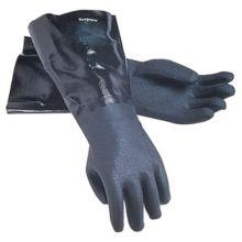 """San Jamar 1217EL 17"""" Neoprene® Glove - Pair"""