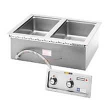 Wells Manufacturing MOD-227TDM Electric Top-Mount Food Warmer