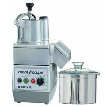 Robot Coupe R602VV 7 L Continuous Feed Food Processor with S/S Bowl