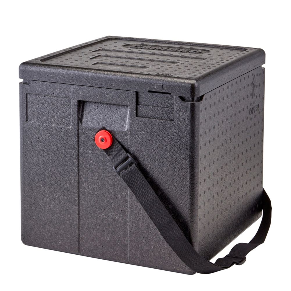 Cambro EPPMBWSTSW110 Gobox Milk Crate Box
