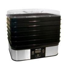Hamilton Beach 75-0401-W 6-Tray Digital Dehydrator