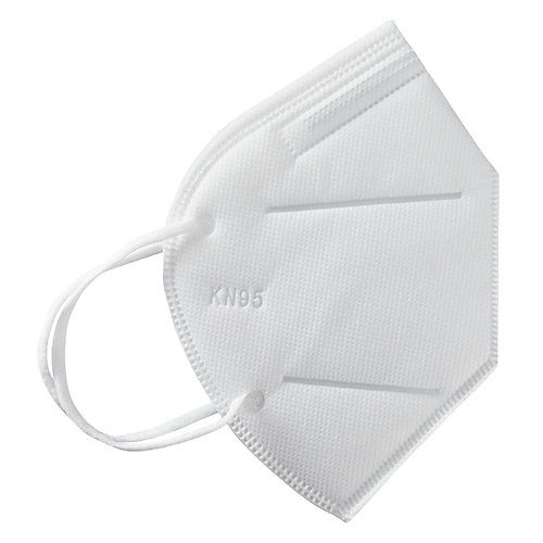 Darling Food Service 5-Ply KN95 Face Mask with 2 Earloops - 10 / PK
