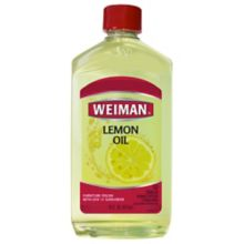 Weiman 18A 16 Oz Lemon Oil Polish - 6 / CS