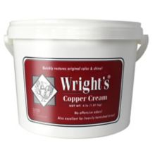 Wright's 321 4 Pound Tub Copper Cream Polish Cleaner - 4 / CS