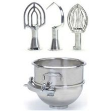 Globe Food XXACC10-25 Adaptor Kit for SP25 Mixer with Bowl & Beater
