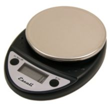 Escali® P115-BLK-NSF Primo NSF 11 Pound Black Digital Scale