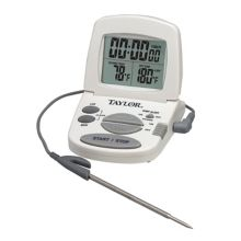Taylor Precision 1470FS Digital 32 - 392°F Cooking Thermometer