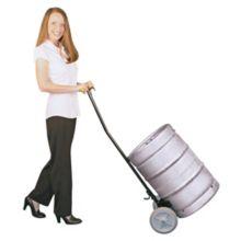 Bar Maid KPC-100 Keg And Pail Cart With Ergonomic Handle