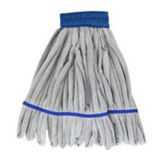 Unger® ST45B SmartColor™ RoughMop 32-Strand Blue Mop
