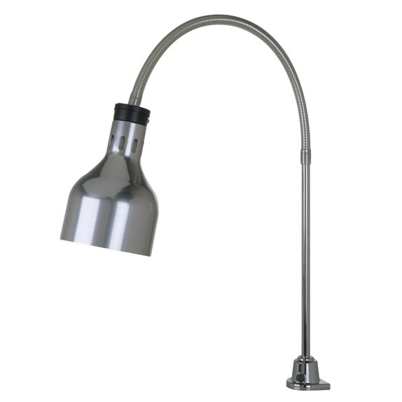 Cres Cor IFW-60-GL-10PN Polished Nickel Flexible Arm Infrared Warmer