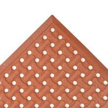 Notrax 1002-251 Red 3' x 5' Superflow® Floor Mat