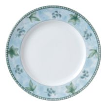 "Vertex® China AL-21-OV Alpine Olive 12.25"" Plate - 12 / CS"