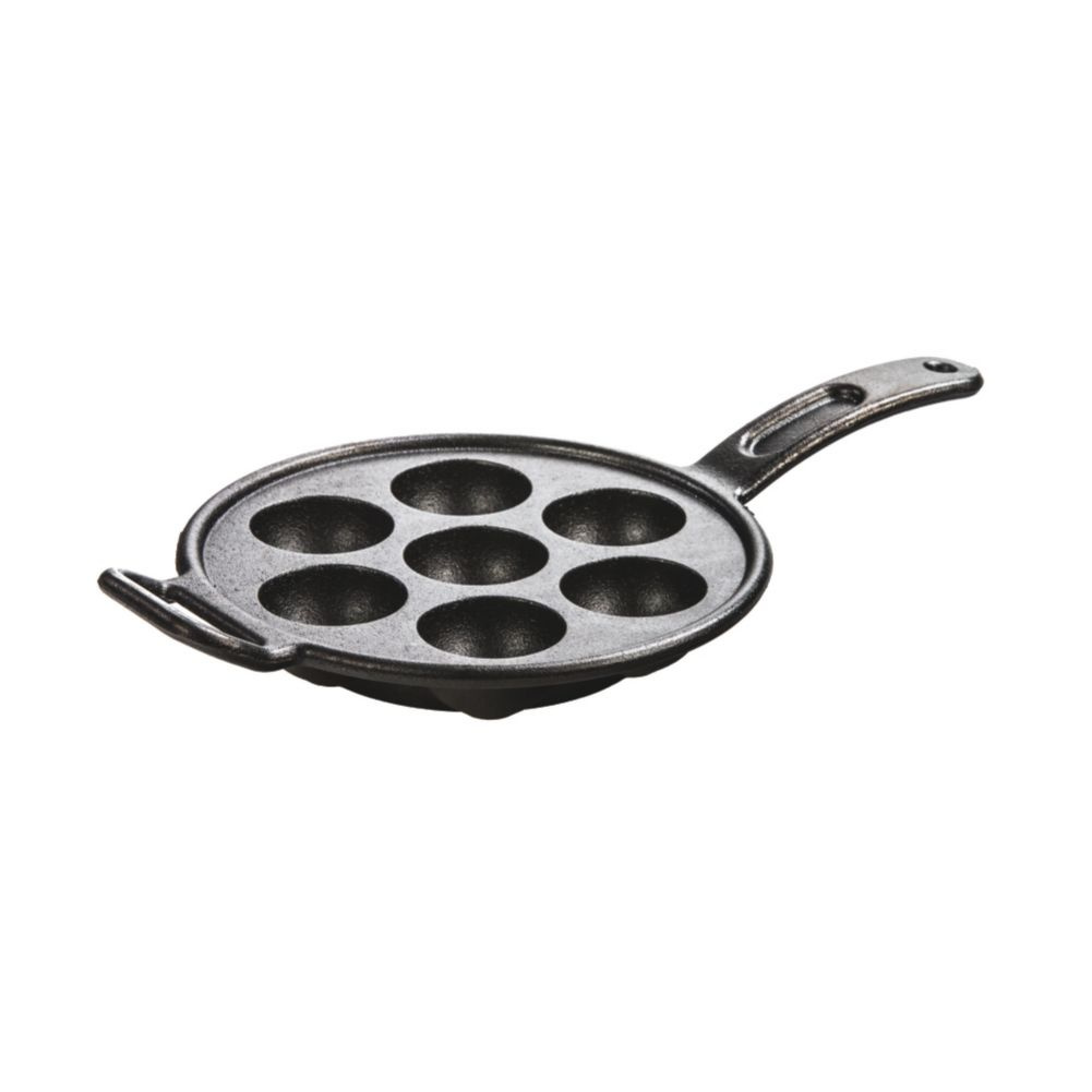 Lodge® P7A3 Cast Iron Aebleskiver Pan