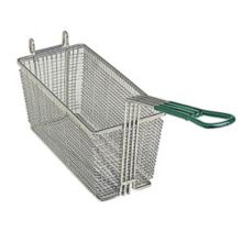 "Update International FB-135PH 13.25"" Fryer Basket with Handle"