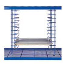 AMCO ATS18PG 12-Tray Capacity Tray Slide with PolyGard®