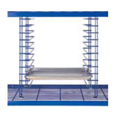 AMCO ATS18PG 12-Tray Capacity Tray Slide with PolyGard