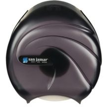 San Jamar® R2090TBK Oceans® Single Bathroom Tissue Dispenser