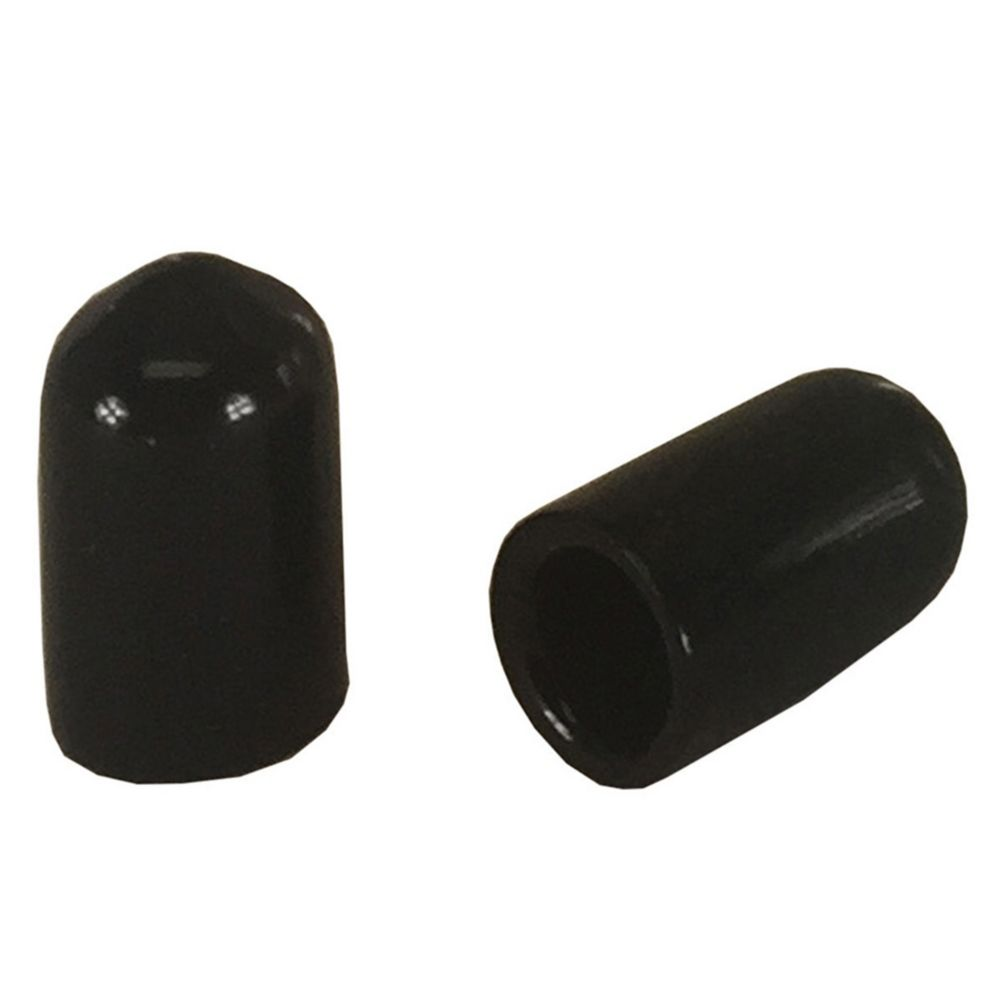 Spill-Stop 301-02 Black Dust Cap For #285 Pourers - 144 / BG