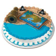 Bakery Crafts® Pirate Adventure Cake Kit
