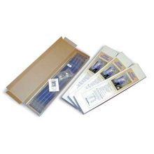 Curtron Products M106-PR-80-3PK Replacement 6 x 80 Strips - 3 / PK