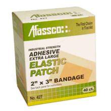 Afassco® 427 XL Fine Woven Elastic Adhesive Bandage - 40 / BX