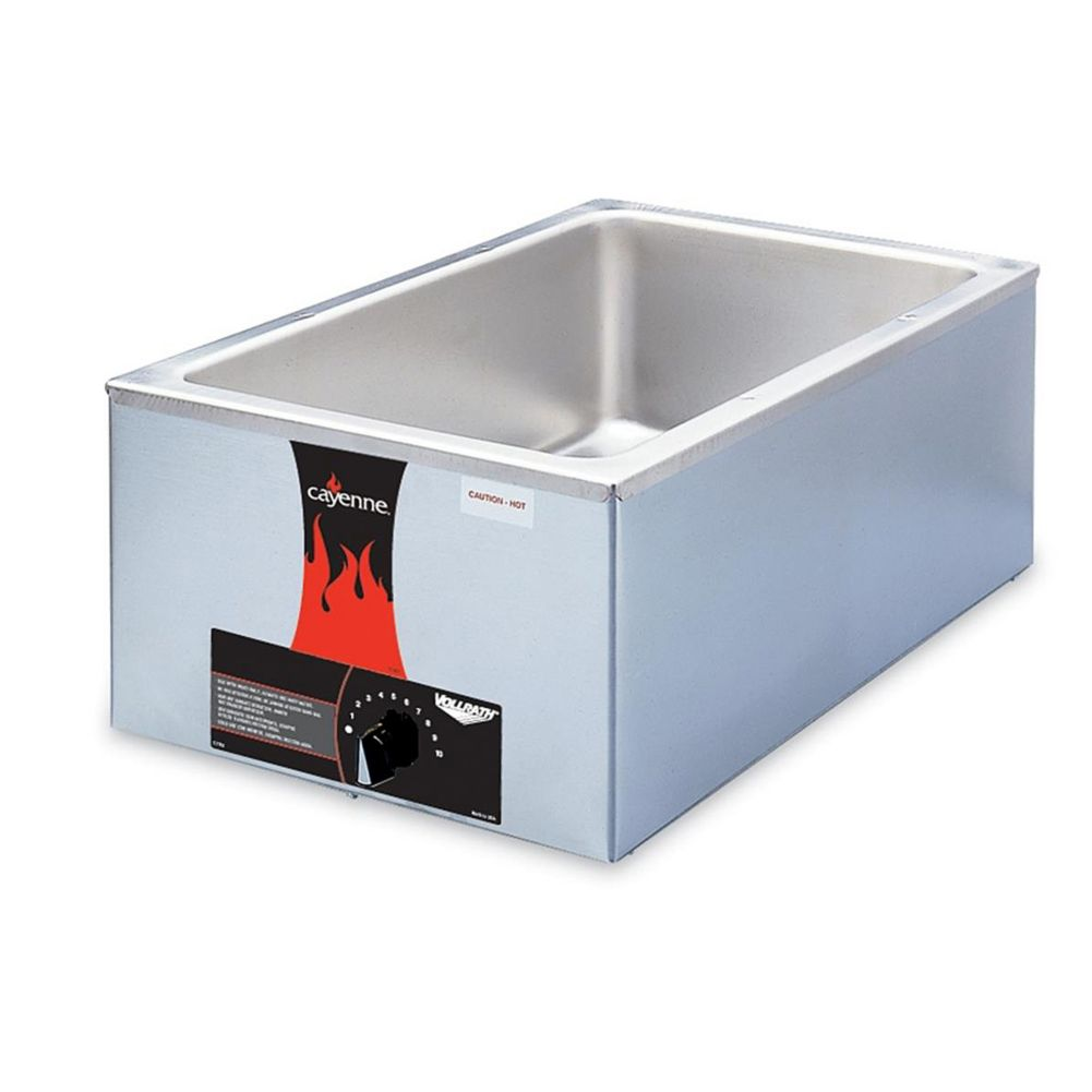 Vollrath® 72000 Cayenne® Model 2000 S/S Full Size Warmer