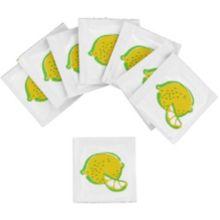 Sanfacon 25813 Lemon Scented Wet Nap Towelette - 1000 / CS