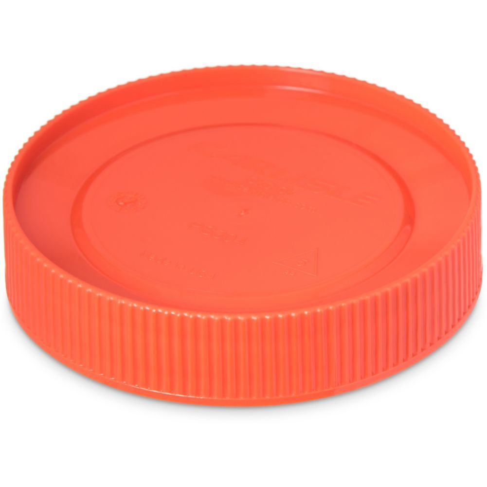 Carlisle® PS30424 Orange Stor N' Pour Cap