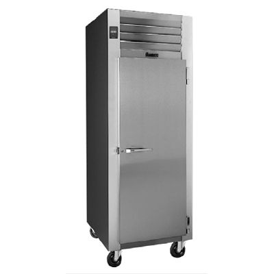 Traulsen G10000 G-Series Solid Half Height Door Reach-In Refrigerator