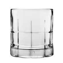 Anchor Hocking® 68349 Tartan® 10.5 oz Rocks Glass - 12 / CS