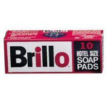 """Disco® SP1210BRILLO Brillo® 4"""" Soap Pad - 10 / BX"""